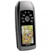 GARMIN GPSMAP® 78s BG, ръчна туристическа навигация, водоустойчива, алтиметър, електронен компас, цветен сензорен дисплей, microSD слот, подробна карта на България (+off-road) и Световна базова карта