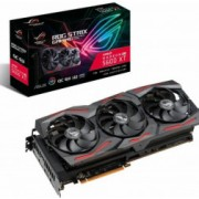Placa video Asus ROG Strix Radeon™ RX 5600 XT 6GB GDDR6 192-bit Bonus Q3'20 AMD Radeon Raise + Rucsac laptop gaming ASUS