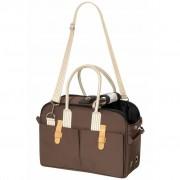 FLAMINGO Pet Carrying Bag Brown 52x25x35 cm 31416