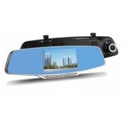 Pachet Oglinda Auto Retrovizoare cu Display 5 Inch Camera Video Marsarier si Camera Video DVR Full HD 1080 Vordon pentru