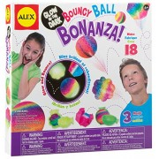 Alex Toys Craft Glow In The Dark Bouncy Ball Bonanza