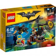 The LEGO Batman Movie - Scarecrow angstaanval
