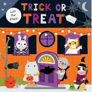 Little Friends: Trick or Treat: A Lift-The-Flap Book, Hardcover/Roger Priddy