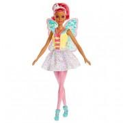 Mattel Barbie - Hada Rosa - Muñeca Dreamtopia