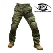 OPS Advanced Fast Response Pants (Färg: A-TACS FGX, Storlek: L)