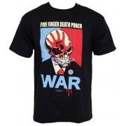 tricou stil metal bărbați Five Finger Death Punch - War - BRAVADO - FDP2003