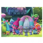 Puzzle Trolls 100 piese
