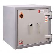 Seif certificat EN 1143-1 Grad I, Planet Safe, F30CL I50K ,antiefractie, inchidere cheie , 460 x 440 x 440 mm