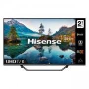 Телевизор Hisense A7500F, 65 инча 4K Ultra HD (3840x2160), LED, 4K HDR, DTS Virtual:X, Dolby Audio, DVB-T2/C/S2, Grey, 65A7500F