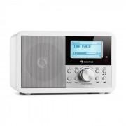 Auna Worldwide Mini Radio Internet blanc