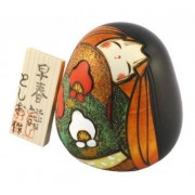 Japonská panenka Kokeshi Soushunfu