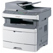 Multifunctional Refurbished Lexmark X363DN, laser alb-negru, A4, 33 ppm, Duplex, Retea