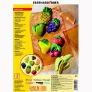 Set matrite pentru modelaj fructe Eberhard Faber