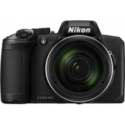 Nikon Máquina Fotográfica Bridge COOLPIX B600 Preto (16 MP - ISO: 125 a 1600 ISO - Zoom Ótico: 60x)