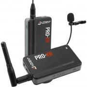 Azden PRO-XR Professional Grade 2.4 GHz Digital Wireless Microphone System 150 meter