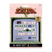 Pyramid International The Legend of Zelda Fridge Magnets Retro