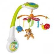 Прожектор-въртележка за бебешка кошара Chicco Toys Magic Forest, 2513282