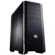 Carcasa CM 690 III Window, MiddleTower, Fara sursa, Negru