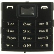 Keypad Nokia 8800 Sirocco Latin Queen Black9798492