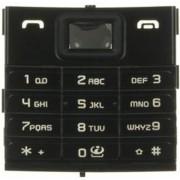9798492 Nokia Keypad 8800 Sirocco Latin Queen Black