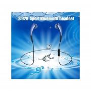 Audífonos Bluetooth Manos Llibres Inalámbricos, S920 Auriculares Estéreo Sin Hilos Del Receptor De Cabeza Del Deporte Magnético (azul)