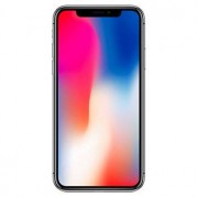 Apple iPhone X 256GB - Rymdgrå