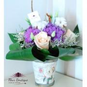Cos flori Purple Vintage CF032