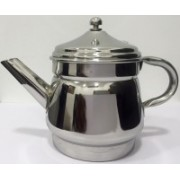 Bhavani Kettle Drip Filter 1 3 cups Coffee Maker(Stainless Steel)