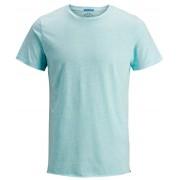 Jack&Jones T-shirt barbati Jorfluromagic Tee SS Crew Neck Plume XL