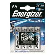 Energizer 4-pack Lithium batterier AA Ultimate 1,5V