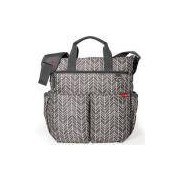 Bolsa Maternidade (diaper Bag) Skip Hop - Duo Signature - Grey Feather