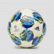 adidas Finale mini voetbal wit/blauw Kinderen - wit/blauw - Size: ONESIZE