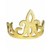 Vegaoo Diadem für Kinder Kostüm-Accessoire gold