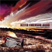 Video Delta Emerson,Keith - Keith Emerson Band - CD