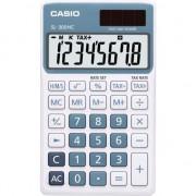 Calculator Casio, 8 digits, Albastru