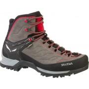 Salewa Mtn Trainer Mid GTX - scarpe da trekking - uomo - Brown