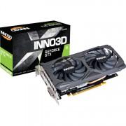 INNO3D GeForce GTX 1650 Super Twin X2 OC grafische kaart 1x DisplayPort, 1x HDMI, 1x DVI-D