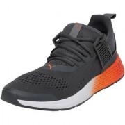 Puma Men's Grey Insurge Eng Mesh Running Shoes