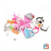 Accessories compatible with Barbie Doll /FR Doll / Kurhn Doll / Vintage Doll / and other dolls.