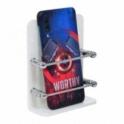 Nucleya Retail Acylic Mobile Phone Holder for Smart Phones Tablets
