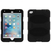 Griffin Survivor iPad mini 4 All-Terrain Rugged Case - Black/Black