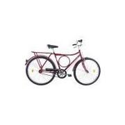 Bicicleta Super Forte FV Aro 26 Vermelho Sunred - Houston