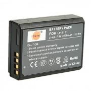 DSTE LP-E10 2100mAh bateria para Canon EOS 1100 / Kiss X50 / 1300D