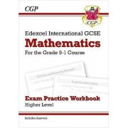 Edexcel International GCSE Maths Exam Practice Workbook: Higher - Grade 9-1 (with Answers) by CGP Books