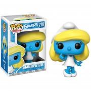 Funko Pop Smurfette Smurfs Pitufos Pitufina
