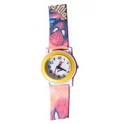 Colorful Kids Wrist Watch (Colors May Vary) (Spiderman)