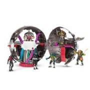 Set De Jucarii Nickelodeon Teenage Mutant Ninja Turtles Out Of The Shadows Technodrome Playset