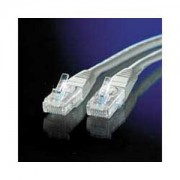 Kabel mrežni Cat 6 UTP 7.0m sivi (24AWG) High Quality