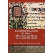 Documente Româneşti din arhiva Mănăstirii Xiropotam de la Muntele Athos. Catalog, vol. II
