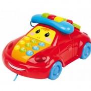 Telefon educational Funny Car Baby Mix